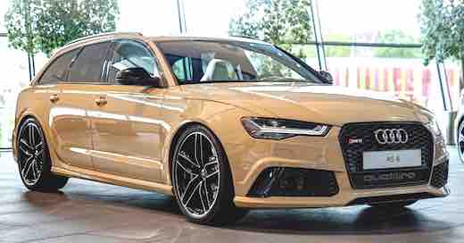 2019 Audi Rs6 Avant Audi Car Usa