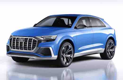 2019 audi q7 changes audi car usa. Black Bedroom Furniture Sets. Home Design Ideas