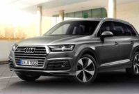 2019 Audi Q7 Changes Audi Car Usa