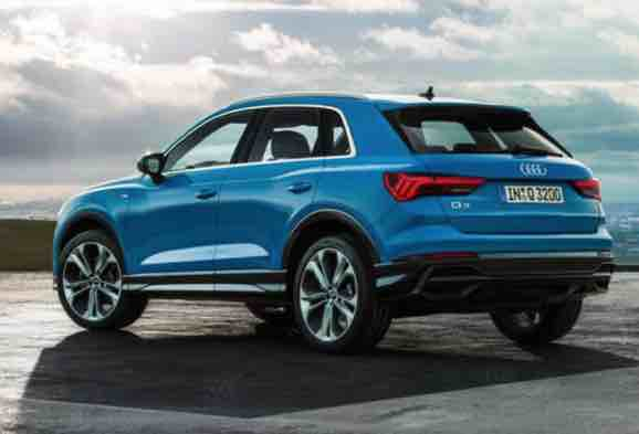Audi Q3 2019 UK, new audi q3 2019 uk, audi q3 2019 price uk, audi q3 2019 uk release date,