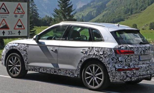 2022 audi q5, audi q5 facelift, audi q5 news, audi series, audi pricing,